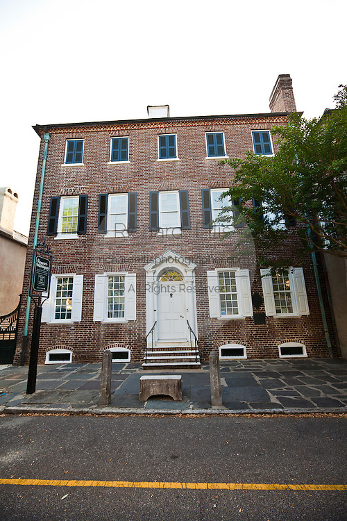 Heyward Washington House Charleston, SC.