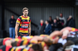 Bedwas v Carmarthen Quins - Mandatory by-line: Craig Thomas/Replay images - 24/03/2018 - RUGBY - Bridge Field - Bedwas, Wales - Bedwas v Carmarthen Quins - Principality Premiership