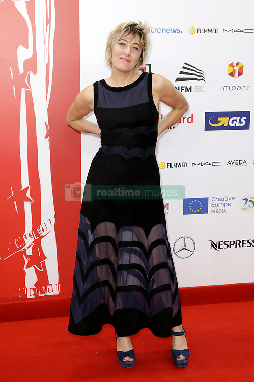 December 10, 2016 - Wroclaw, Lower Silesian, Deutschland - Valeria Bruni Tedeschi attends the 29th European Film Awards 2016 at the National Forum of Music on December 10,2016 in Wroclaw, Poland. (Credit Image: © Future-Image via ZUMA Press)