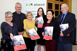 """Employers """"need to take 360º view"""" of talent pool when hiring.<br />Picture at the AHEAD's 2016 WAM seminar at the National Art Gallery <br />Mary Quirke Assistant Director of AHEAD, Sean Rainbird, Director of National Art Gallery, Deputy Margaret Murphy O'Mahony Fianna Fail spokesperson on Disabilities, Anne Heelan Executive Director AHEAD and Ms. Leslee O'Loughlin HR Manager Enterprise Rent-A-Car. Professor Michael Shevlin Trinity College Dublin.<br /><br />Potential employers need to take a panoramic view of all the talent available to them when it comes to hiring, according to the Association of Higher Education, Access and Disability (AHEAD). <br />That was the key message at AHEAD's 2016 WAM seminar at the National Art Gallery this morning, attended by an audience of employers, politicians, academics and people with disabilities. The event also welcomed AHEAD's new publication which is a step by step guide for employers to assist them on their diversity journey and ensure graduates with disabilities are included in the workplace.<br />Speakers at today's event included Margaret Murphy O'Mahony TD Fianna Fail spokesperson for Disabilities, Ann Heelan Executive Director of AHEAD, Leslee O'Loughlin HR Manager official partners of AHEAD, Enterprise Rent-A-Car, Pat Hoey, Access Manager, University of Limerick and Professor Michael Shevlin, School of Education Trinity College Dublin. <br />Employers must go the extra mile<br />The issue of workplace equality was also prominent at the AHEAD conference, with Enterprise Rent-A-Car's Leslee O'Loughlin stating that all Irish employers – in both public and private sectors – must go the extra mile to ensure that people with disabilities are hired on merit and given access to the same quality of work and life as all other employees.<br />""""Just like AHEAD, one of Enterprise's own core principles is that people with disabilities should have equal access in all aspects of life, including education and employment,"""" said Ms. O'L"""