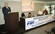 2013 - Convegno Allenatori Pallanuoto FIN