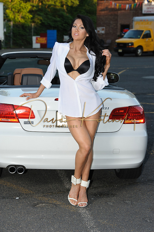 Fitness Model Photography, NJ