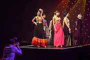 Humjolie cross cultural fashion show, Motherwell