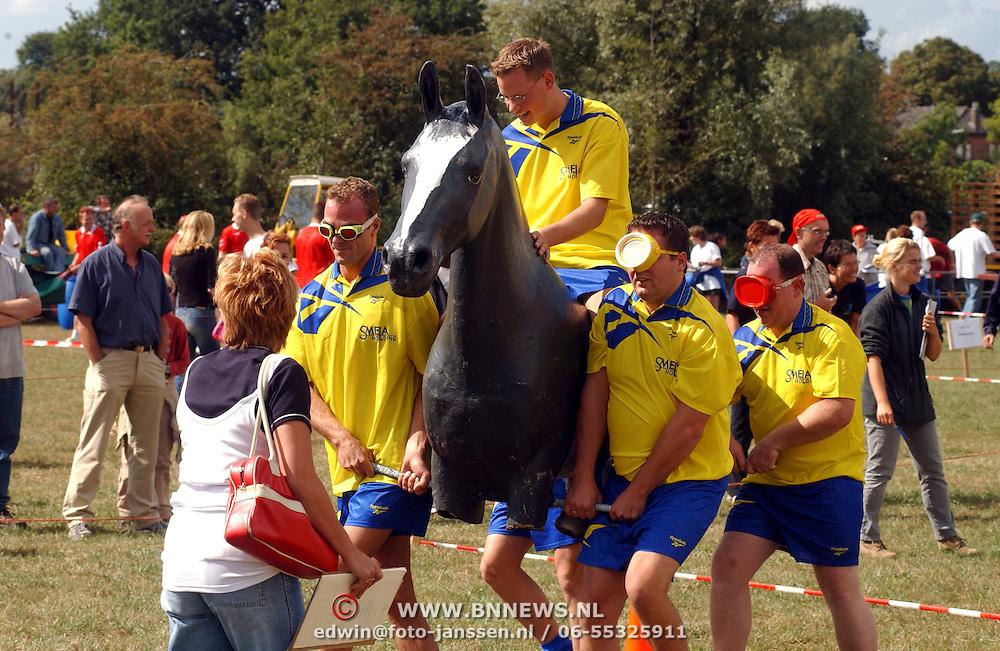 Gildefeesten in Soest, volkfeest wedstrijden