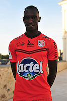 Alassane N'diaye - 28.09.2015 - Photo officielle - Laval - Ligue 2<br />