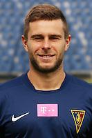 15.07.2014 Szczecin<br /> T-Mobile Ekstraklasa Sezon 2014/2015<br /> Pogon Szczecin<br /> Patryk Malecki