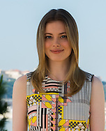 Gillian Jacobs attends 'Community' photocall at the Monte Carlo Beach Hotel on June 9, 2014 in Monte-Carlo, Monaco