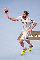 Mohamed Mokrani - 14.05.2015 - PSG / Dunkerque - 23eme journee de D1<br /> Photo : Andre Ferreira / Icon Sport