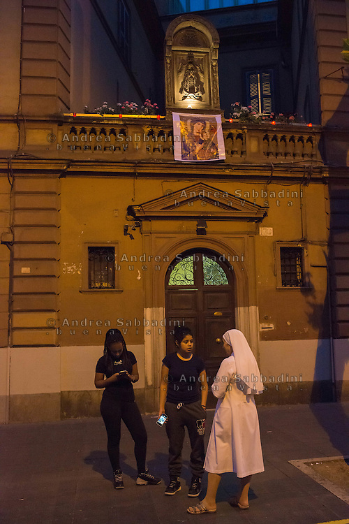 Roma, 04/06/2015: Corpus Domini, via Merulana