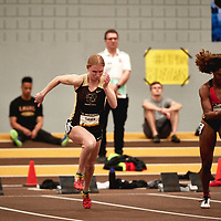 Tegan Turner, Manitoba, 2019 U SPORTS Track and Field Championships on Thu Mar 07 at James Daly Fieldhouse. Credit: Arthur Ward/Arthur Images