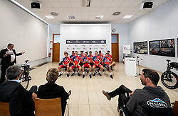 Press conference of Continental Cycling team KK Adria Mobil before new season 2020, on February 17, 2020 in Cesca vas, Novo mesto, Slovenia. Photo by Vid Ponikvar / Sportida