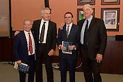 DESCRIZIONE : Roma Basket Day Hall of Fame 2014<br /> GIOCATORE : Marino Zanatta Carlo Recalcati Fabrizio Della Fiori Alessandro Galleani<br /> SQUADRA : FIP Federazione Italiana Pallacanestro <br /> EVENTO : Basket Day Hall of Fame 2014<br /> GARA : Roma Basket Day Hall of Fame 2014<br /> DATA : 22/03/2015<br /> CATEGORIA : Premiazione<br /> SPORT : Pallacanestro <br /> AUTORE : Agenzia Ciamillo-Castoria/GiulioCiamillo