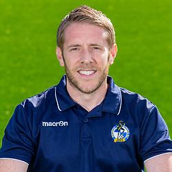 Phil Hicks - Ryan Hiscott/JMP - 14/09/2018 - FOOTBALL - Lockleaze Sports Centre - Bristol, England - Bristol Rovers U18 Academy Headshots and Team Photo