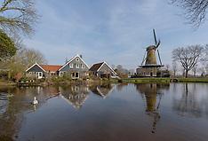 Nissewaard, Zuid Holland, Nederland, Netherlands
