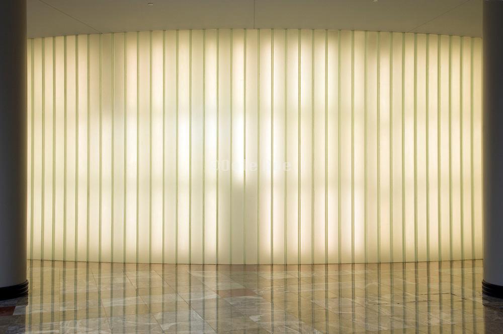 ornamental light wall