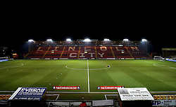 A general view of Sincil Bank, home of Lincoln City, ahead of the FA Cup Third Round replay against Ipswich Town - Mandatory by-line: Robbie Stephenson/JMP - 17/01/2017 - FOOTBALL - Sincil Bank Stadium - Lincoln, England - Lincoln City v Ipswich Town - Emirates FA Cup third round replay