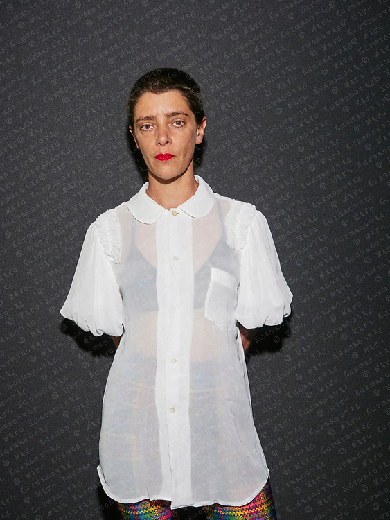 Lili Reynaud-Dewar is a French installation and performance artist. She currently lives and works in Grenoble and Geneva