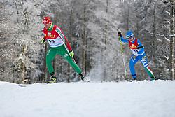 SILCHANKA Siarhei, NOVAGLIO Pamela, Biathlon Middle Distance, Oberried, Germany