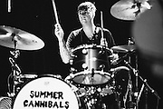 Summer Cannibals at the Wonder Ballroom in Portland, OR, May 13, 2016.