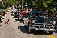 Gilmanton 4th of July parade.  ©2018 Karen Bobotas Photographer