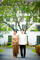 Bangkok Wedding Photography: The Sukhothai Bangkok