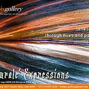 Show >>> Monika Rawat: Senescence: Through Hues and Palettes
