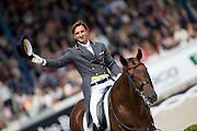 Jose Daniel Martin Dockx - Grandioso<br /> World Equestrian Festival, CHIO Aachen 2013<br /> © DigiShots