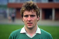 Denis Seeley, St Paul's & Armagh, gaelic footballer, N Ireland, 19850701DS..Copyright Image from Victor Patterson, 54 Dorchester Park, Belfast, UK, BT9 6RJ..Tel: +44 28 9066 1296.Mob: +44 7802 353836.Voicemail +44 20 8816 7153.Skype: victorpattersonbelfast.Email: victorpatterson@me.com.Email: victorpatterson@ireland.com (back-up)..IMPORTANT: If you wish to use this image or any other of my images please go to www.victorpatterson.com and click on the Terms & Conditions. Then contact me by email or phone with the reference number(s) of the image(s) concerned.