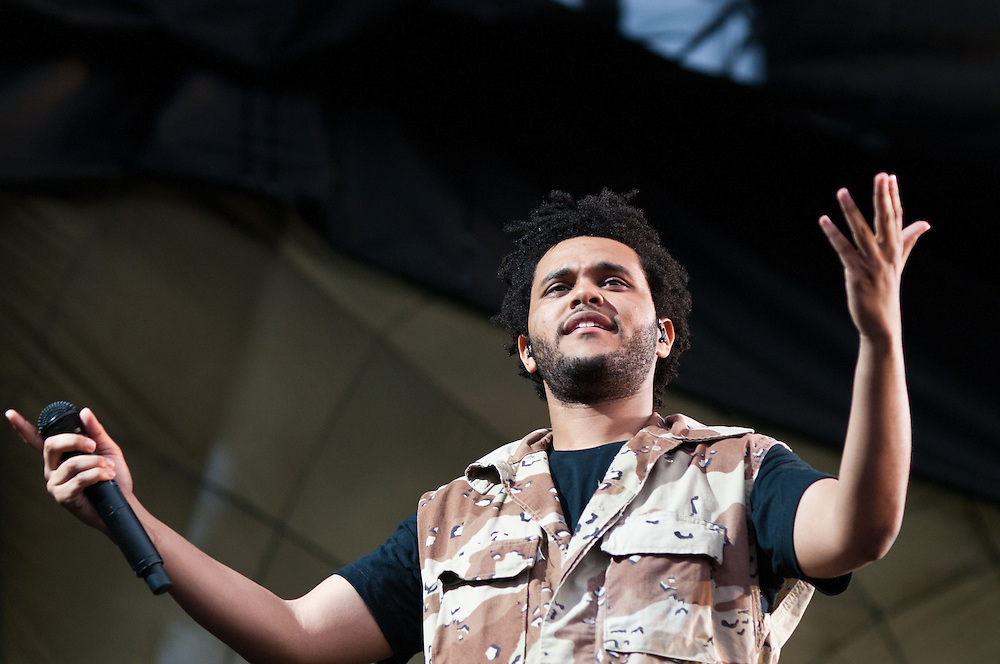 The Weekend at Lollapalooza