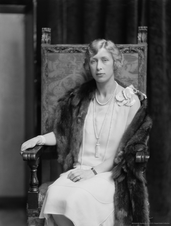 Princess Royal Mary, Viscountess Lascelles, 1928