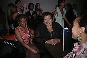 Miss Pinner and Jocelyn Brown. Opening of new   West End nightclub Movida, Argyll Street. London W1.  June 8, 2005 in London, EnglandONE TIME USE ONLY - DO NOT ARCHIVE  © Copyright Photograph by Dafydd Jones 66 Stockwell Park Rd. London SW9 0DA Tel 020 7733 0108 www.dafjones.com