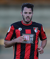 Bournemouth's Adam Smith- Photo mandatory by-line: Harry Trump/JMP - Mobile: 07966 386802 - 28/07/15 - SPORT - FOOTBALL - Pre Season Fixture - Yeovil Town v Bournemouth - Huish Park, Yeovil, England.