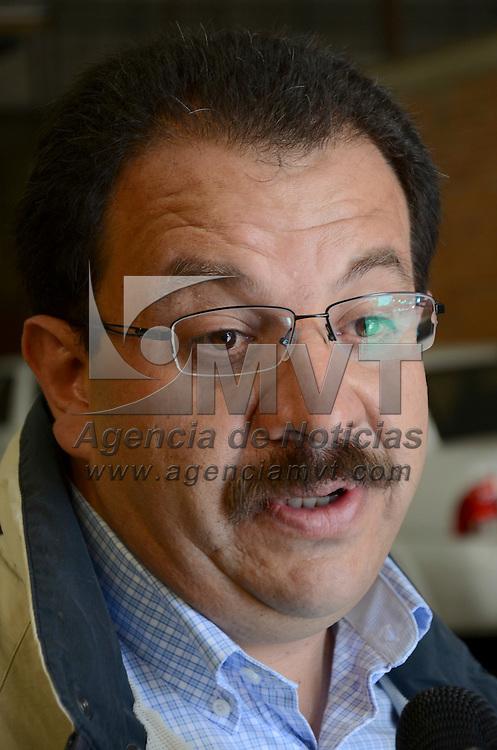 Toluca, México.- Julian Niembro Rivera, Vicepresidente de la CANACO Valle de Toluca, señaló que este año fue histórico para el primer cuadro del Centro de Toluca, ya que con el Buen Fin los comercios estuvieron abarrotados y hubo un incremento del 20 por ciento en ventas. Agencia MVT / Arturo Hernández S.