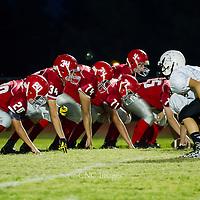 Green Forest Jr High vs. Marshall  (10-08-15)