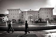 ITALY, Fondi: Headquarter of the City Hall..©Christian Minelli
