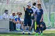 08.04.17; Zuerich; Fussball FCZ Academy - Grasshopper Club - Zuerich FE14 Oberland; <br /> Schiess Silvan (Zuerich) <br /> (Andy Mueller/freshfocus)