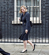 Amber Rudd MP <br /> Home Secretary . 10 Downing Street, London, Great Britain <br /> 1st March 2017 <br /> <br /> Amber Rudd MP <br /> Home Secretary <br /> <br /> Photograph by Elliott Franks <br /> Image licensed to Elliott Franks Photography Services