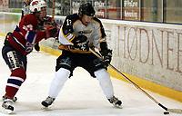 Ishockey , UPC serien , 29 desember  2004 , Kristins hall<br /> Lillehammer  v  Stavanger Oilers<br /> <br /> Teemu Kohvakka , Stavanger Oilers