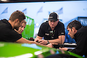 January 27-31, 2016: Daytona 24 hour: #16 Change Racing, Lamborghini Huracán GT3, Robby Benton, Change Racing