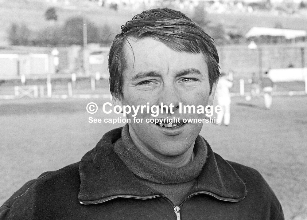 Eddie Mahon, footballer, Derry City FC, Londonderry, N Ireland, 196611000086<br />