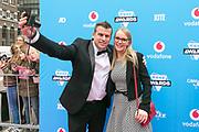 2018-03-24. Club Panama, Amsterdam. Veed Awards 2018. Op de foto: De Bellinga's