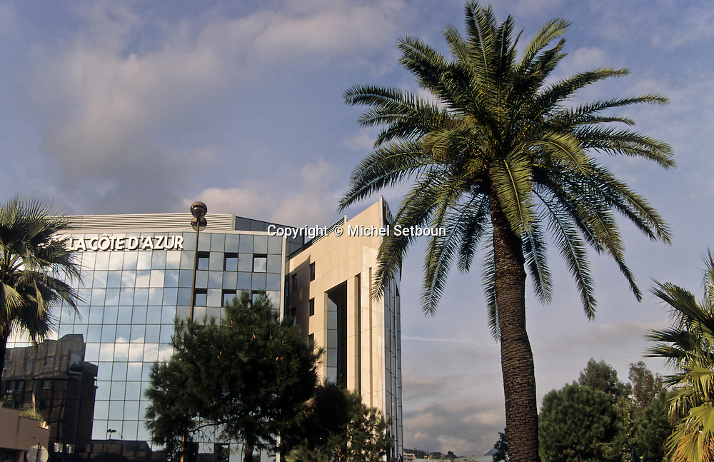 France. Nice. The  - Arenas -   new business area      / L Arenas Quartier des affaires  Nice  france   / R00115/    L1734  /  P102888