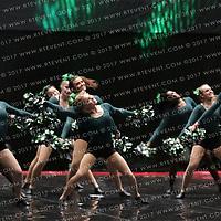 2009_Exeter Emeralds - University Dance Pom