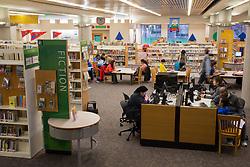 United States, Washington, Bellevue Public Library