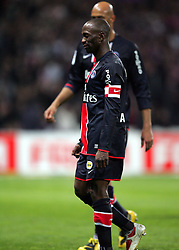 Claude Makelele of PSG in action. Toulouse v Paris St Germain,French Ligue 1, Stade Municipal, Toulouse, France, 22nd March 2009.