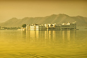 Sunrise at Pichola Lake Palace