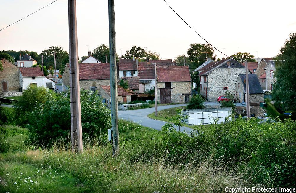 August 1, 2017 - 21:08<br /> France - Clerat