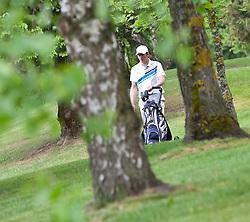 13.05.2011, Golfplatz, Zell am See - Kaprun, AUT, Golf und Ski WM 2011, im Bild Frederic Berthold (AUT) // Frederic Berthold (AUT) during the Golf and Ski World Championships 2011, Golf Course Zell am See - Kaprun, 2011-05-13, EXPA Pictures © 2011, PhotoCredit: EXPA/ J. Feichter