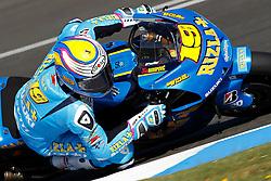 01.05.2010, Motomondiale, Jerez de la Frontera, ESP, MotoGP, Race, im Bild Alvaro Bautista - Rizla Suzuki team. EXPA Pictures © 2010, PhotoCredit: EXPA/ InsideFoto / SPORTIDA PHOTO AGENCY