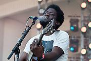 Michael Kiwanuka at Lollapalooza
